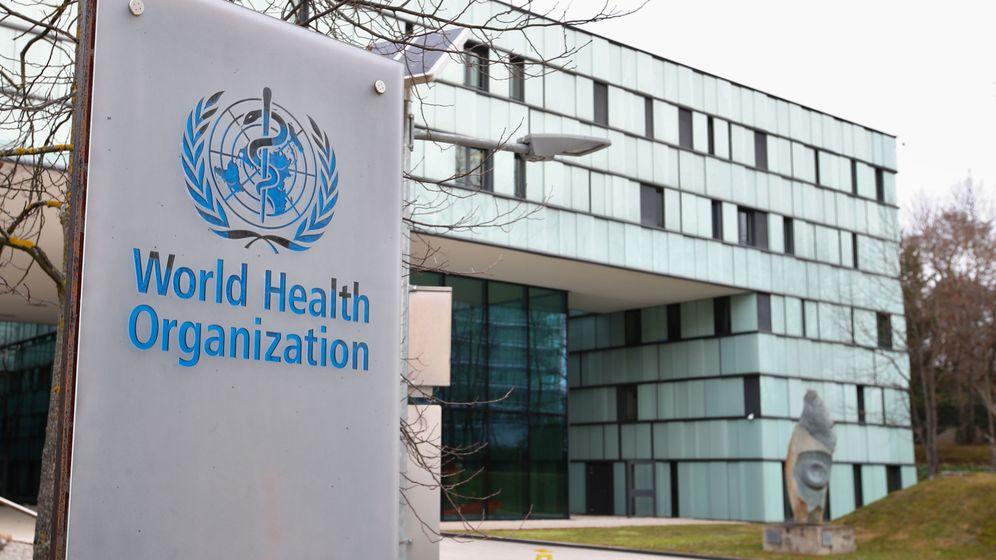 Foto: Sede de la OMS en Ginebra. (Reuters)