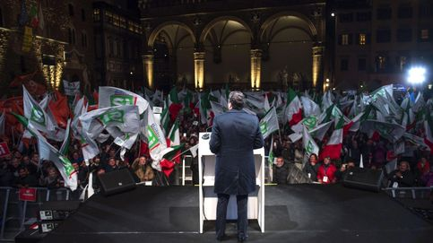 Una Italia indecisa vota el destino del primer ministro Renzi