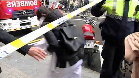Un incendio obliga a desalojar un céntrico hotel de Barcelona