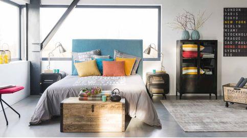 Estos baúles de Maisons du Monde pueden ser perfectos para tu dormitorio