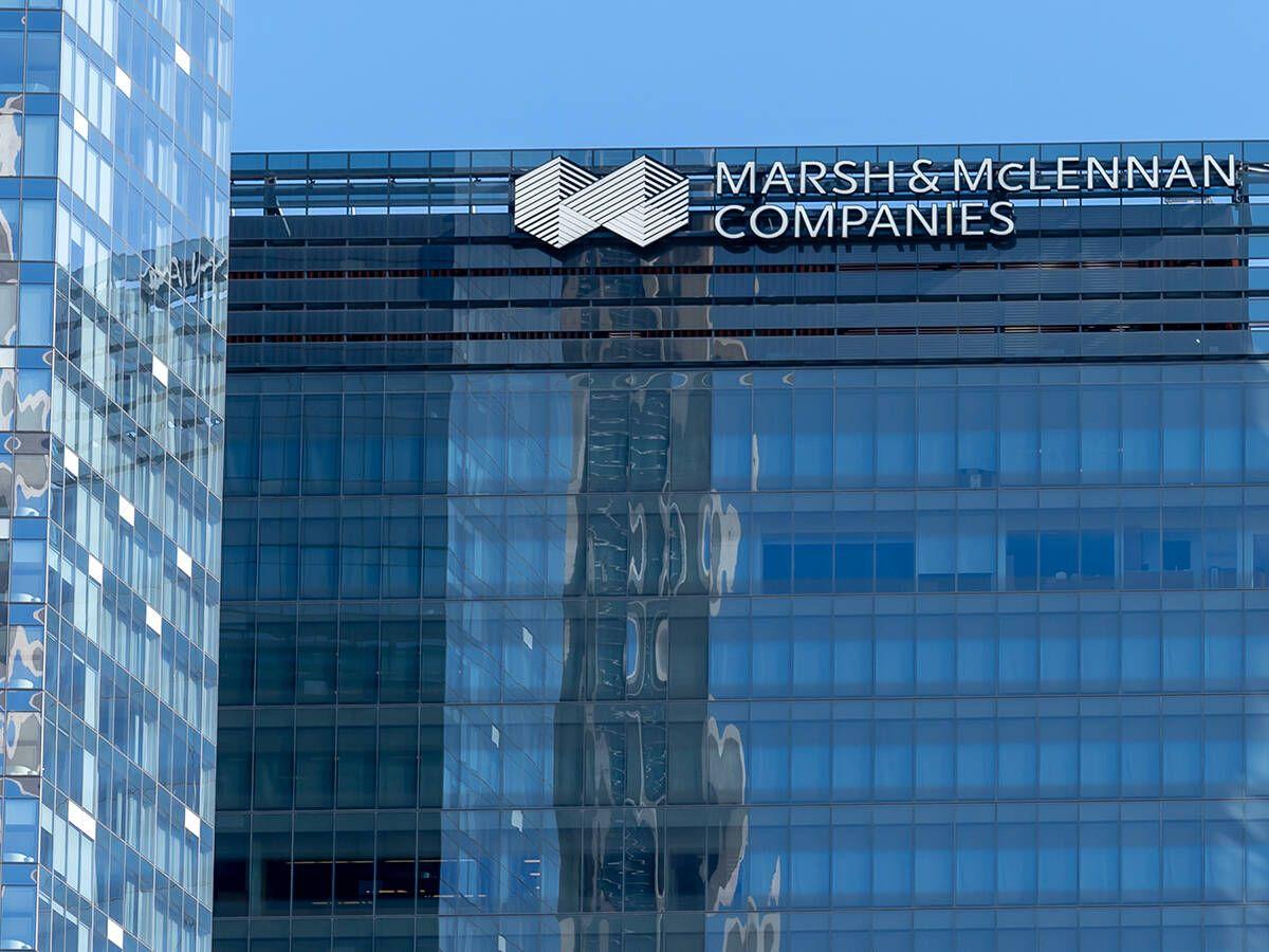 Foto: Sede de Marsh & McLennan en Nueva York. (iStock)