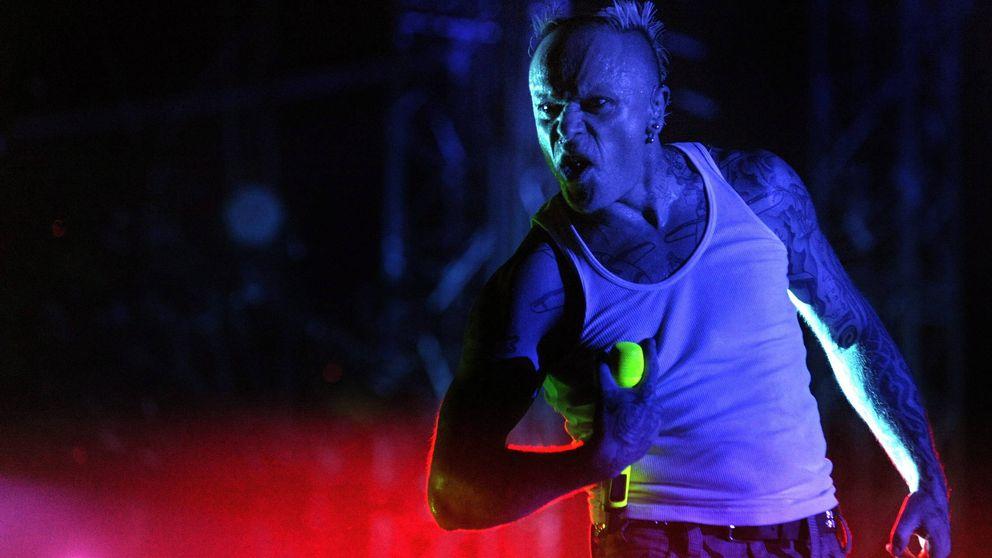 Encuentran muerto a Keith Flint, cantante de Prodigy, a los 49 años