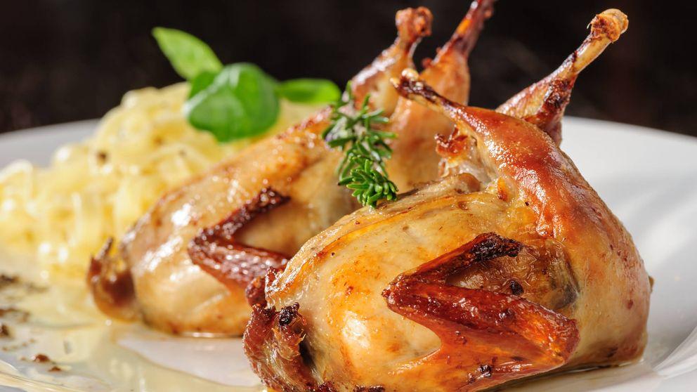 Los mejores platos para disfrutar de las aves de caza