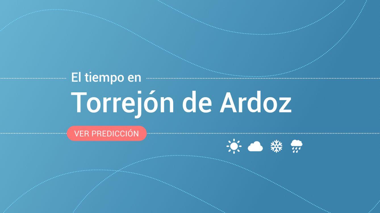 El tiempo en Torrejón de Ardoz: previsión meteorológica de hoy, miércoles 23 de octubre