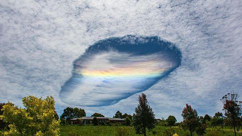 Un misterioso 'agujero' aparece entre nubes en el cielo de Australia