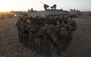 'Israel es un ocupante brutal. Las torturas, las escuchas, eso no lo ves'