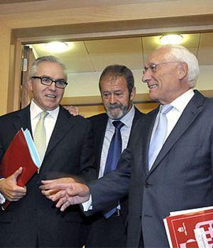 Los directivos de Caja Segovia declararán en el juzgado por las millonarias prejubilaciones