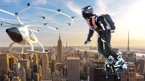 Del Flyboard a Uber Air: la carrera por dominar los cielos con el coche del futuro