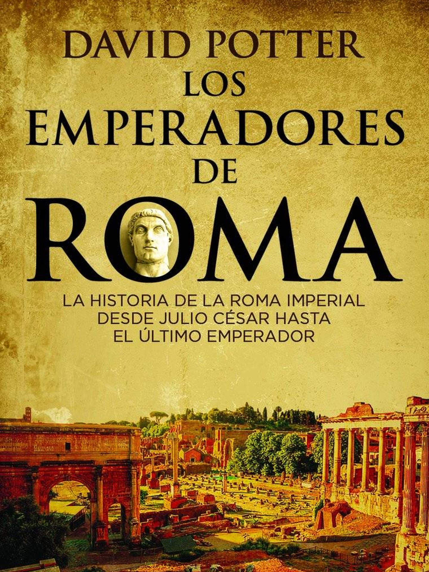 'Los emperadores de Roma'