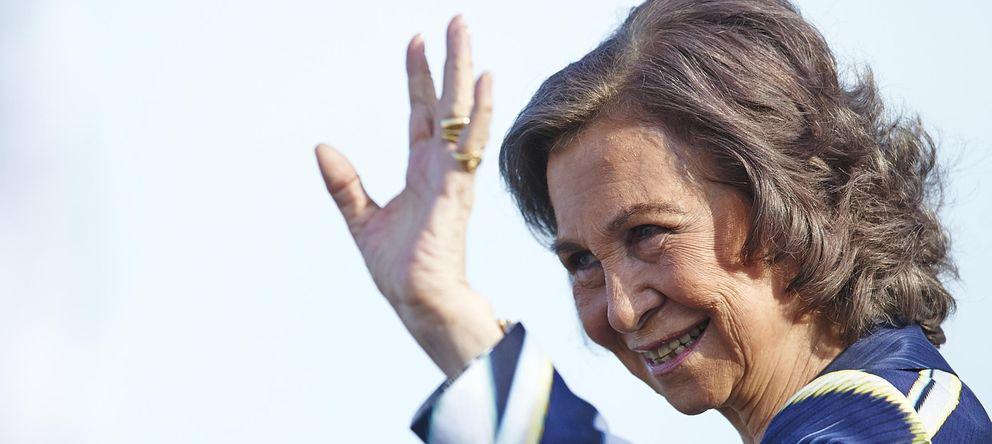 Foto: La Reina Sofía en una imagen de archivo (Getty Images)