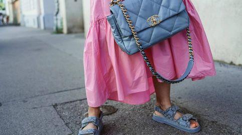 Las nuevas sandalias virales de Chanel que están arrasando en Instagram