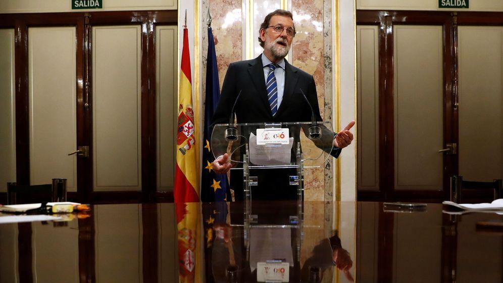 Foto: El presidente del Gobieno, Mariano Rajoy. (Reuters)