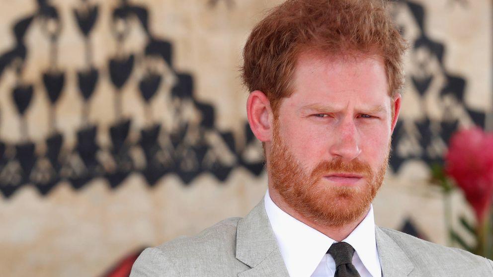 El gran cambio capilar del príncipe Harry desde su boda con Meghan Markle