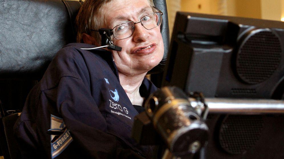 Foto: El físico británico Stephen Hawking ha fallecido a los 76 años. (Reuters)