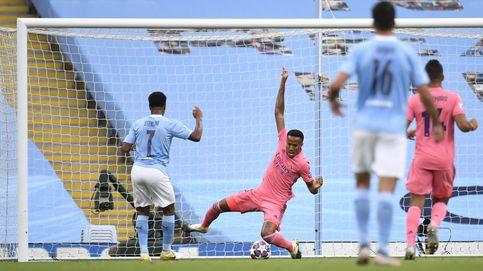 Manchester City - Real Madrid en directo: Gol de Sterling tras fallo de Varane (1-0)