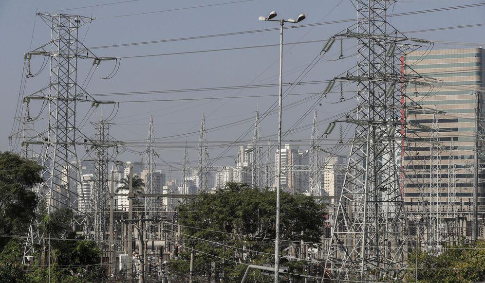 Foto: Torres de alta tensión. (EFE)