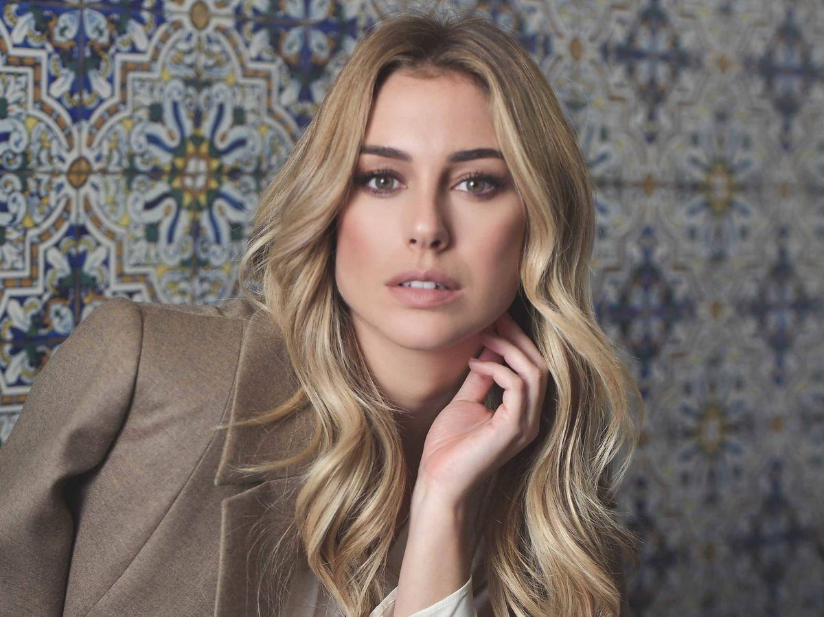 Foto: Imágenes promocionales de Blanca Suárez para los perfumes Ángel Schlesser. (Cortesía)