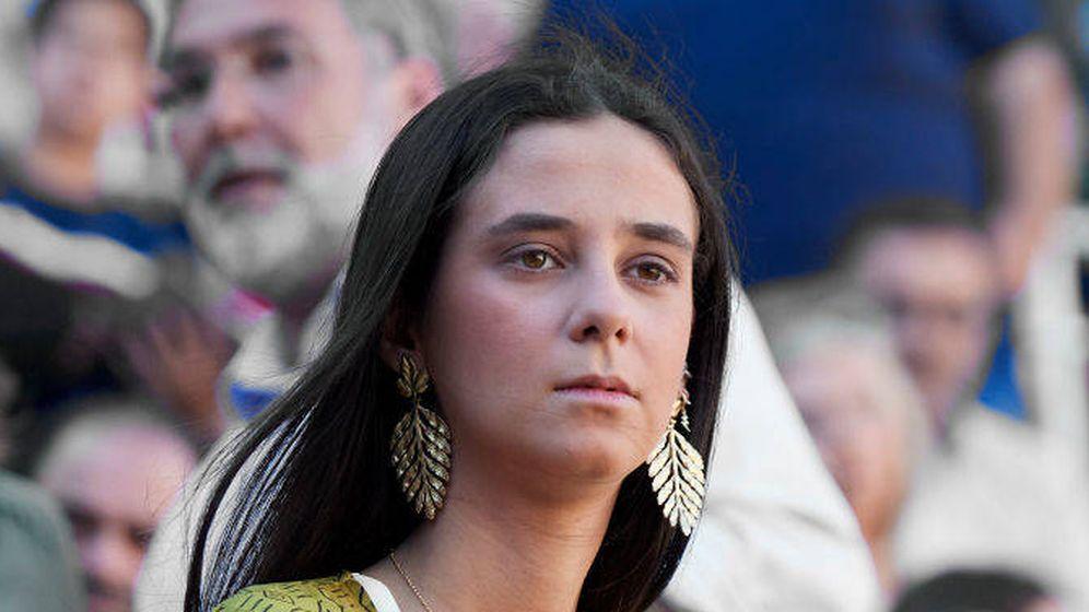 Foto: Victoria Federica en una imagen de archivo. (Getty)