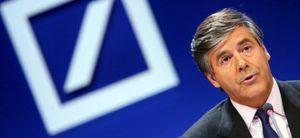 Foto: Ackermann abandonará la presidencia de Deutsche Bank en 2012