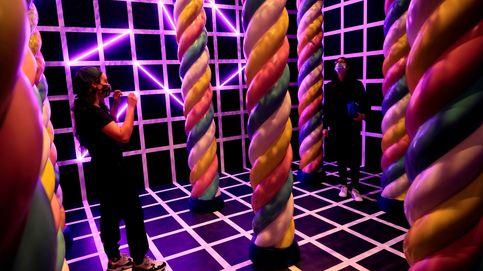 Sweet Space, el museo de la fantasía y el dulce