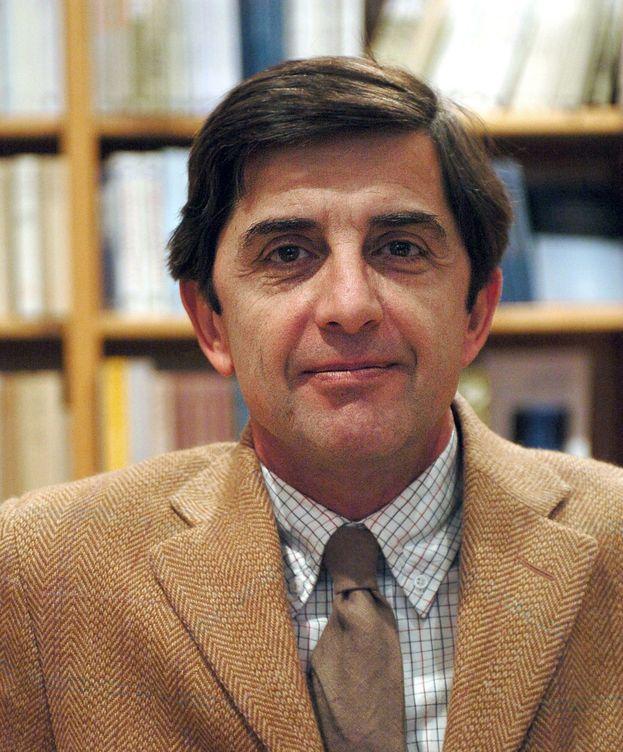 Foto: El escritor, filósofo y editor Enrique Lynch en 2003. (EFE)