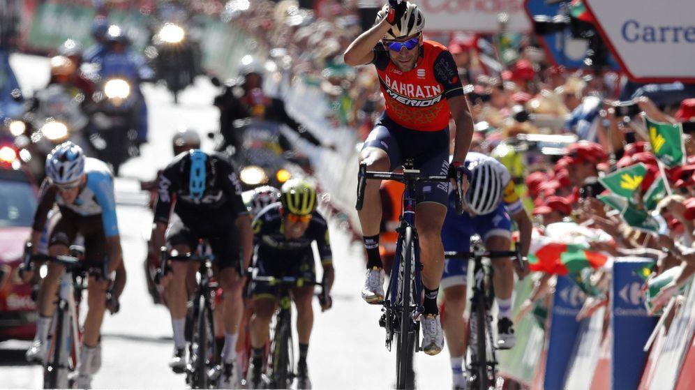 Foto: Nibali se llevó el triunfo en Andorra. (EFE)