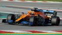 Test de pretemporada de F1 en directo: Carlos Sainz y McLaren vuelan en Barcelona