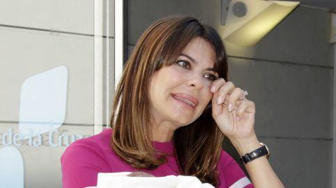 Las lágrimas de María José Suárez al presentar a su hijo Elías en sociedad