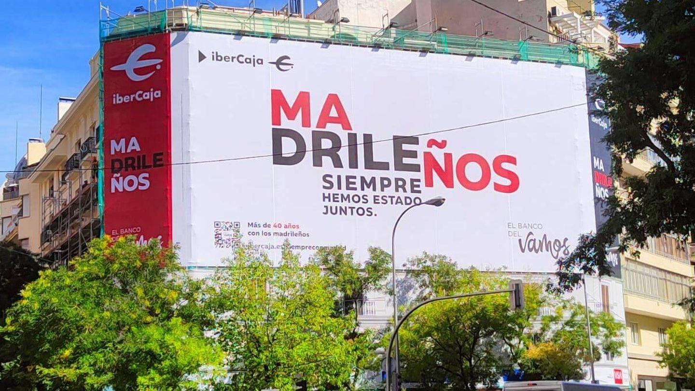 Campaña de Ibercaja Banco.