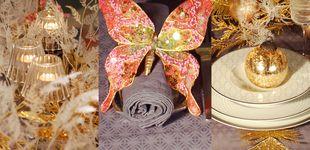 Post de Cómo decorar la misma mesa navideña con dos estilos distintos