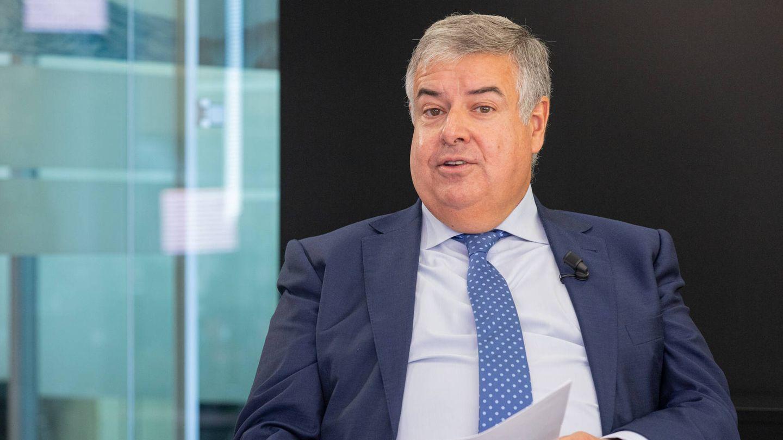 José Morales, director territorial de Madrid y Noroeste de Ibercaja.
