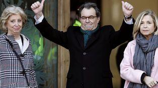 Paradojas catalanas: ¿y si Artur Mas volviera a ser el candidato gracias al Supremo?