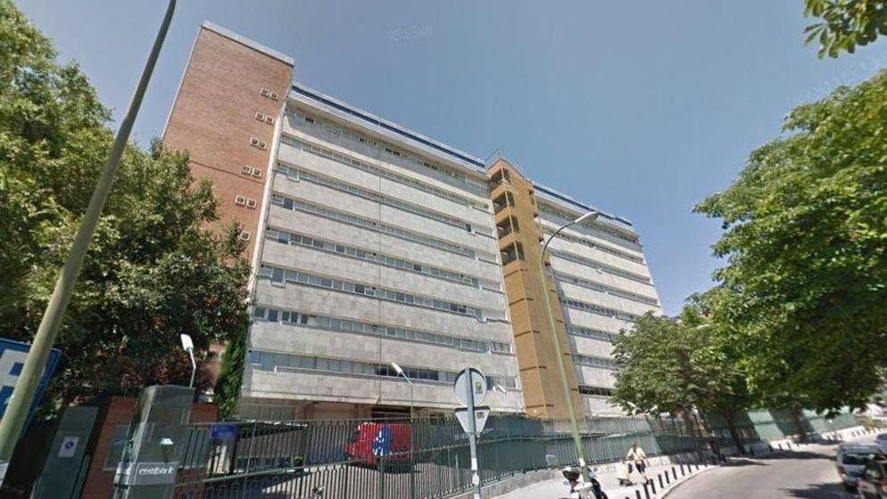 Foto: Sede de Cecabank en Parque de las Avenidas.