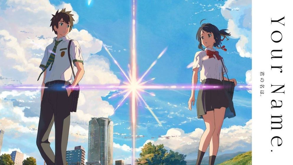'Your Name', el 'anime' que ha destrozado todos los récords de 'El viaje de Chihiro'