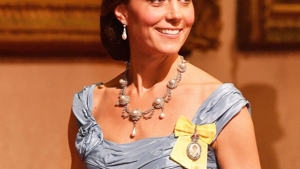 Kate Middleton luce por primera vez la orden más especial de Isabel II
