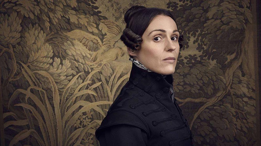 Foto: Suranne Jones interpreta a Anne Lister en 'Gentleman Jack'. (HBO)