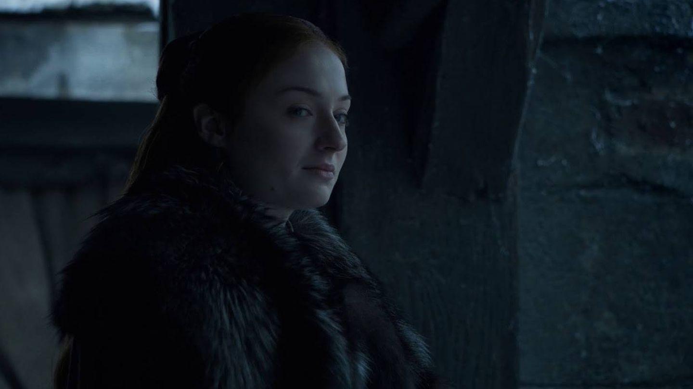 Sansa Stark en 'Juego de Tronos'. (HBO)