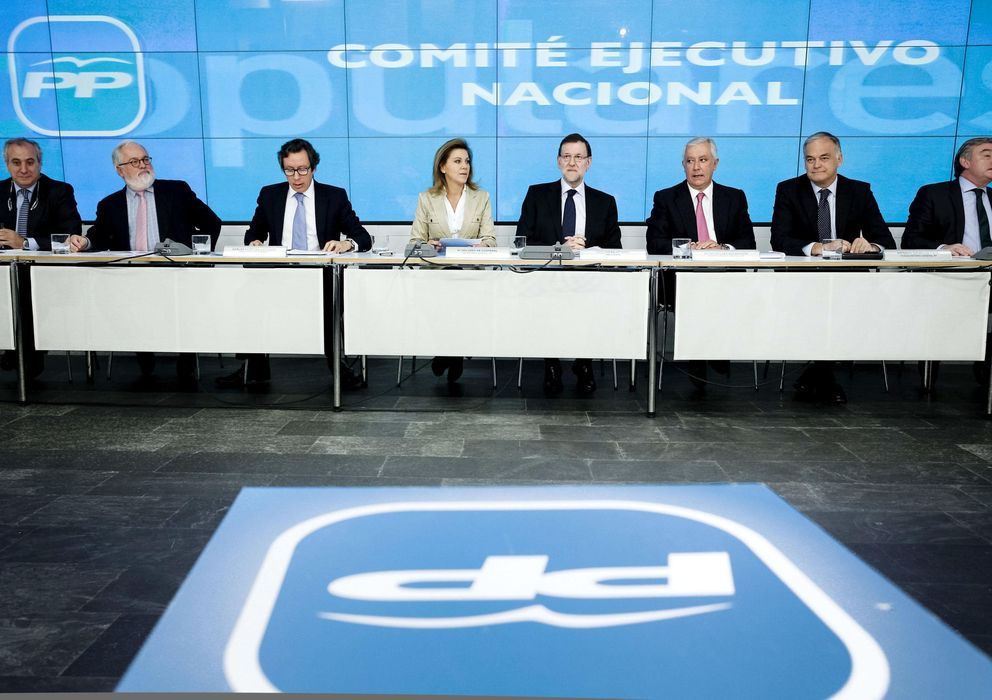 Foto: Comité Ejecutivo Nacional del PP (Efe)