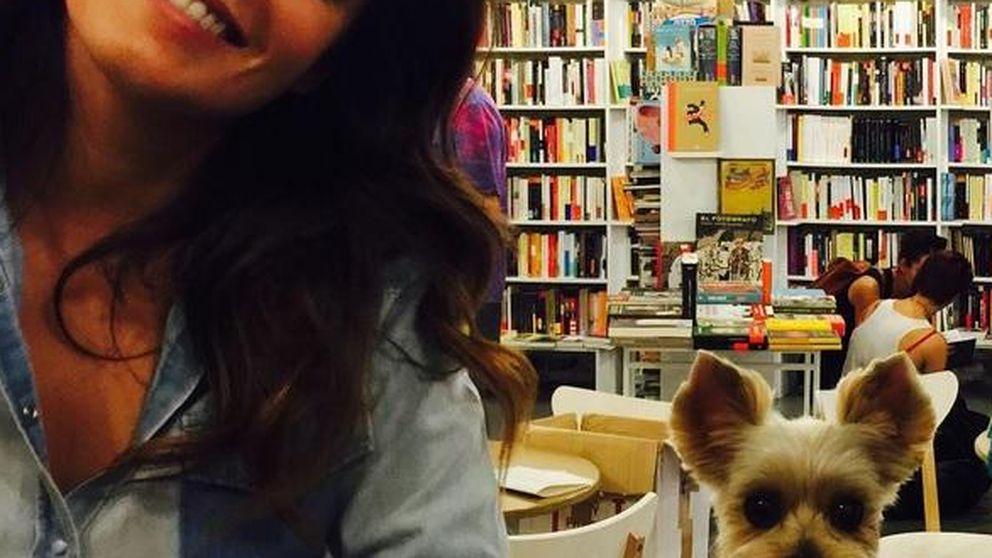 El perro de Marta Torné, Rufus, el nuevo 'it dog' del momento