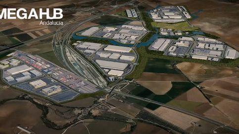 Un 'puerto' a 50 kilómetros del mar: el gran centro logístico de Andalucía comienza a ver la luz