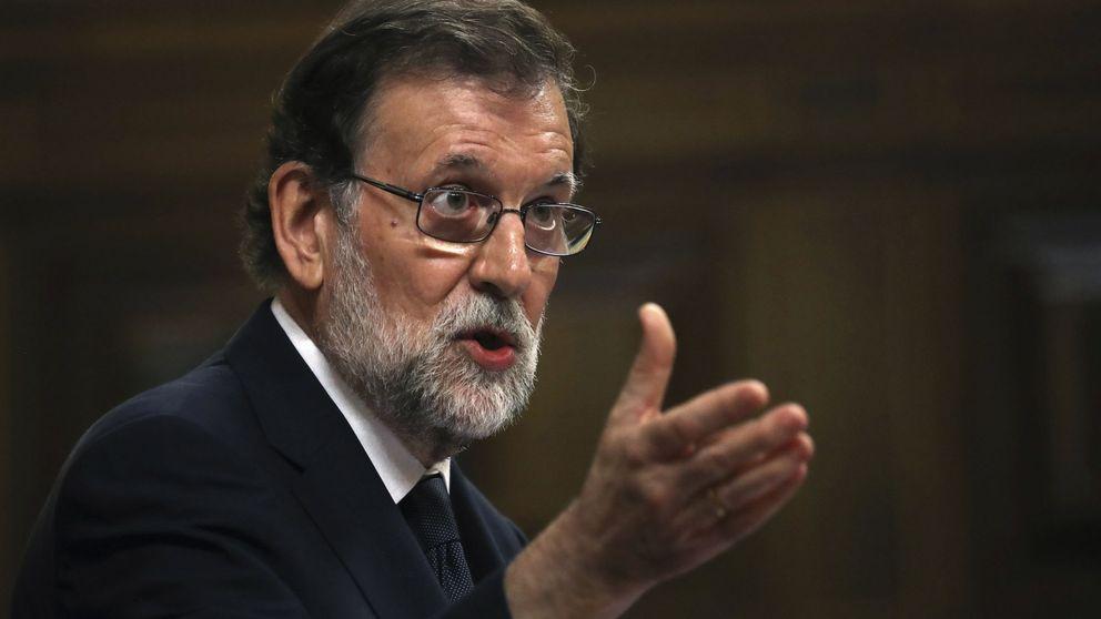 Las frases de Rajoy en la moción de censura: España gana, ustedes pierden