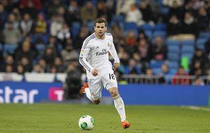 Nacho Fernández, el empleado del mes del Real Madrid