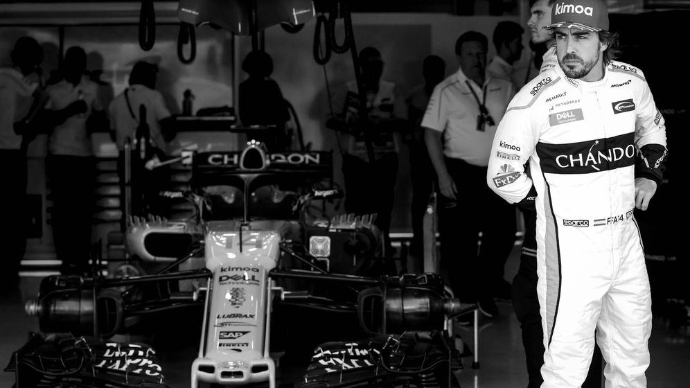 Foto: Fernando Alonso no estará en la Fórmula 1 en 2019. (Imago)