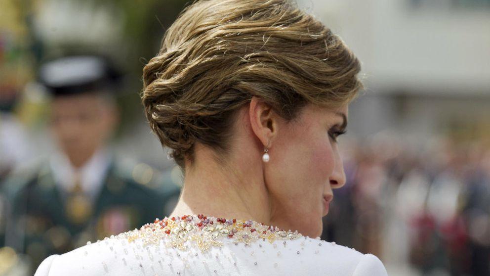Analizamos la actitud y el estilismo de Letizia el día de la proclamación de Felipe VI