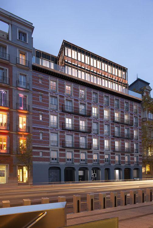 Foto: La vivienda de lujo en Madrid se vende más cara y en menos tiempo. Foto: Knight Frank.