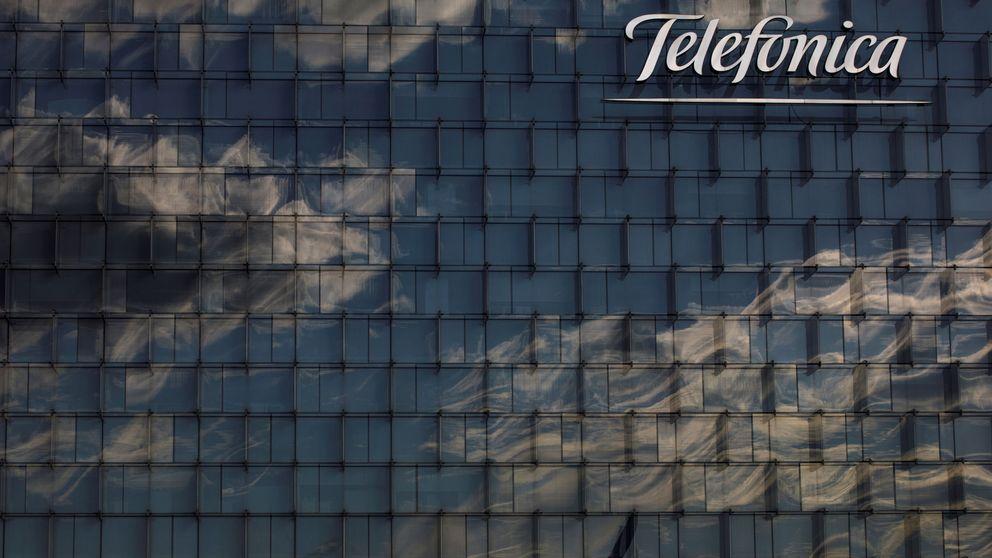 Telefónica compra 150 toneladas de equipamiento y desarrolla su entrega