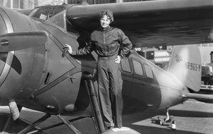 Una foto resuelve el misterio de Amelia Earhart, la célebre aviadora