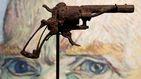 Más de 150.000 euros por tener la pistola con la que se suicidó Van Gogh