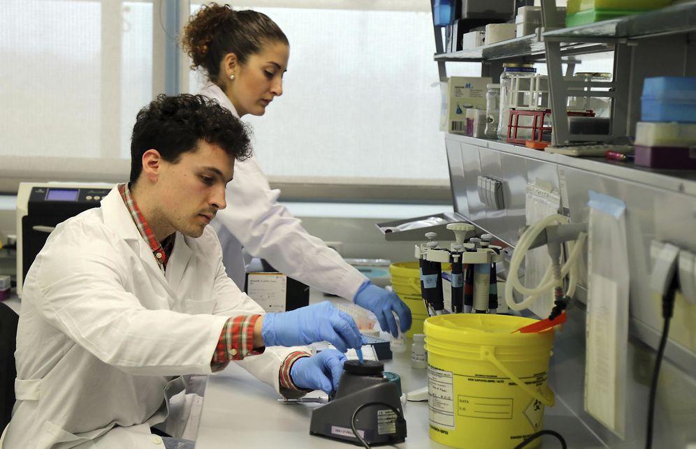 Foto: La investigación en las universidades está de enhorabuena (Efe).