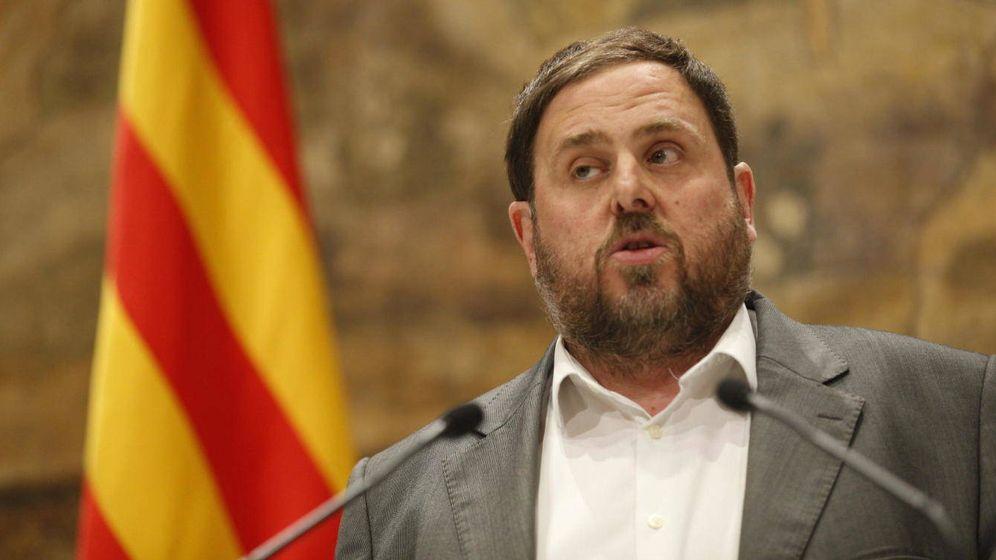 Foto: El exvicepresidente de la Generalitat Oriol Junqueras. (EFE)